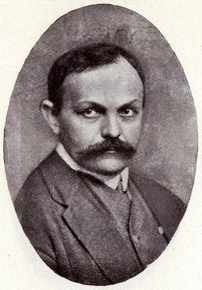 Josef Svatopluk Machar before 1923