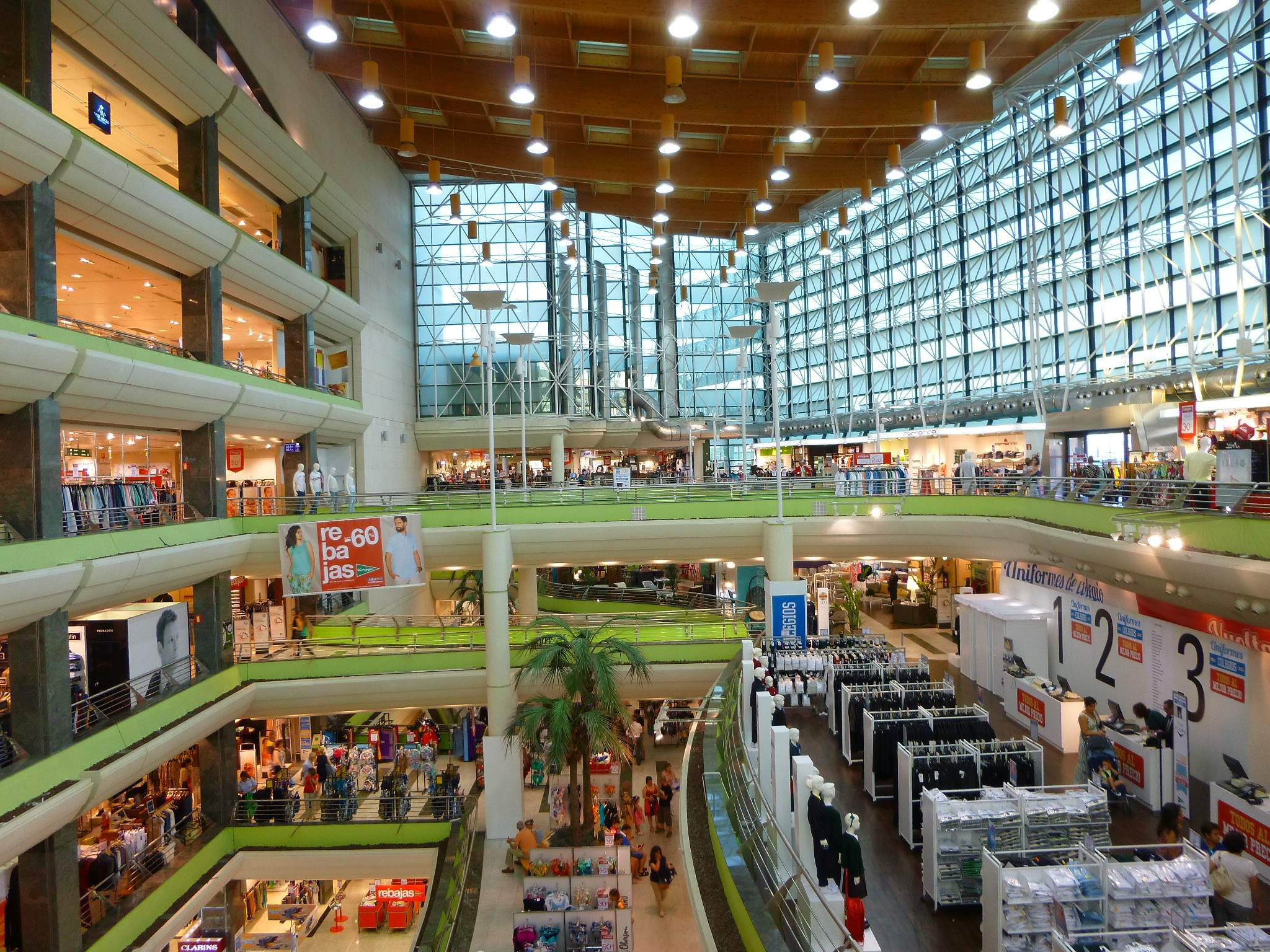 Archivo madrid centro comercial sanchinarro 04 jpg - Centro comercial de la moraleja ...