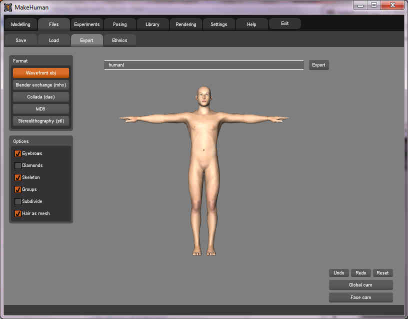 Blender 3d Noob To Prohuman Body Wikibooks Open Books For An