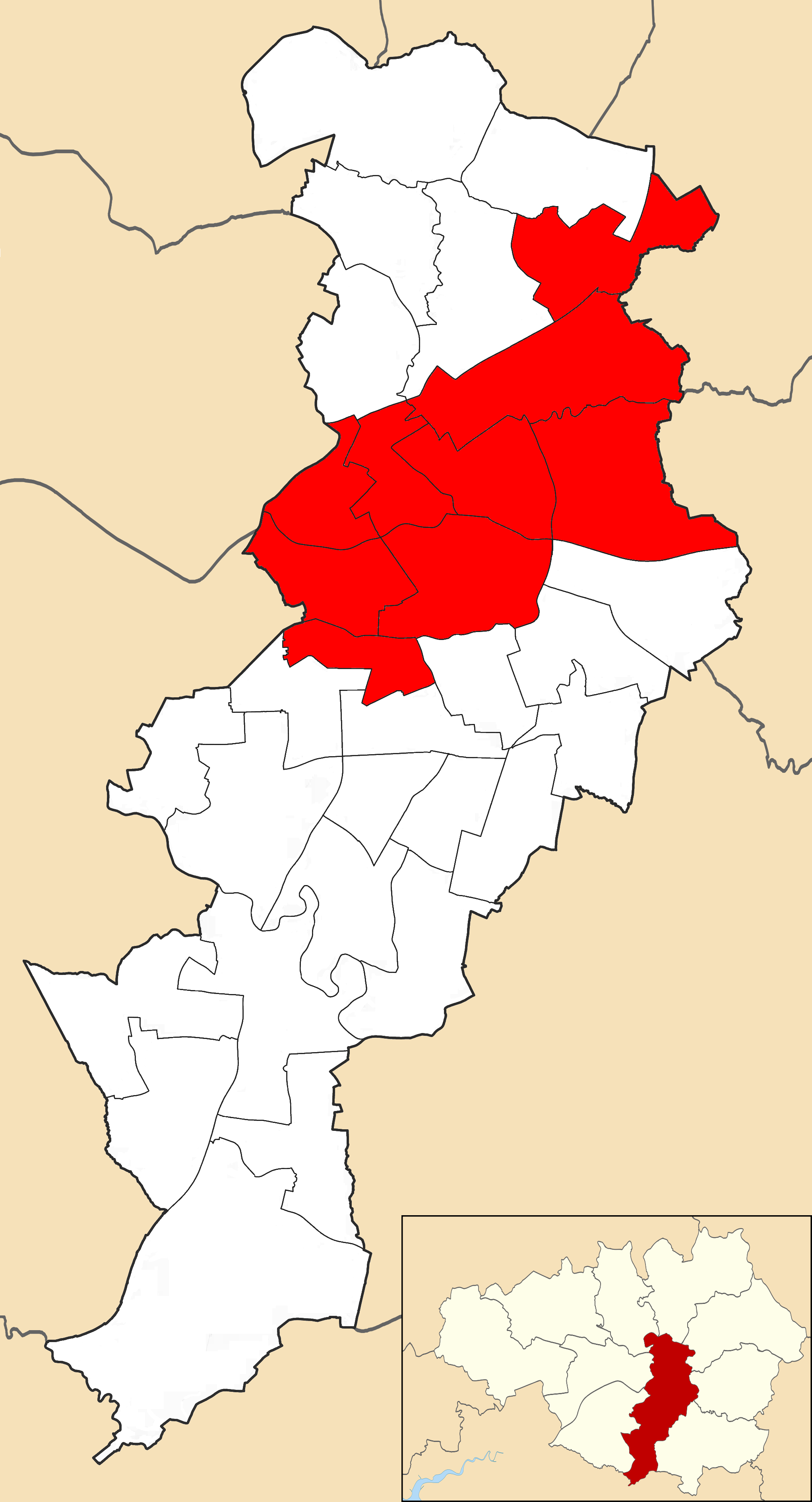 Map Of Uk Parliamentary Constituencies.File Manchester Central Uk Parliament Constituency 2018 Png