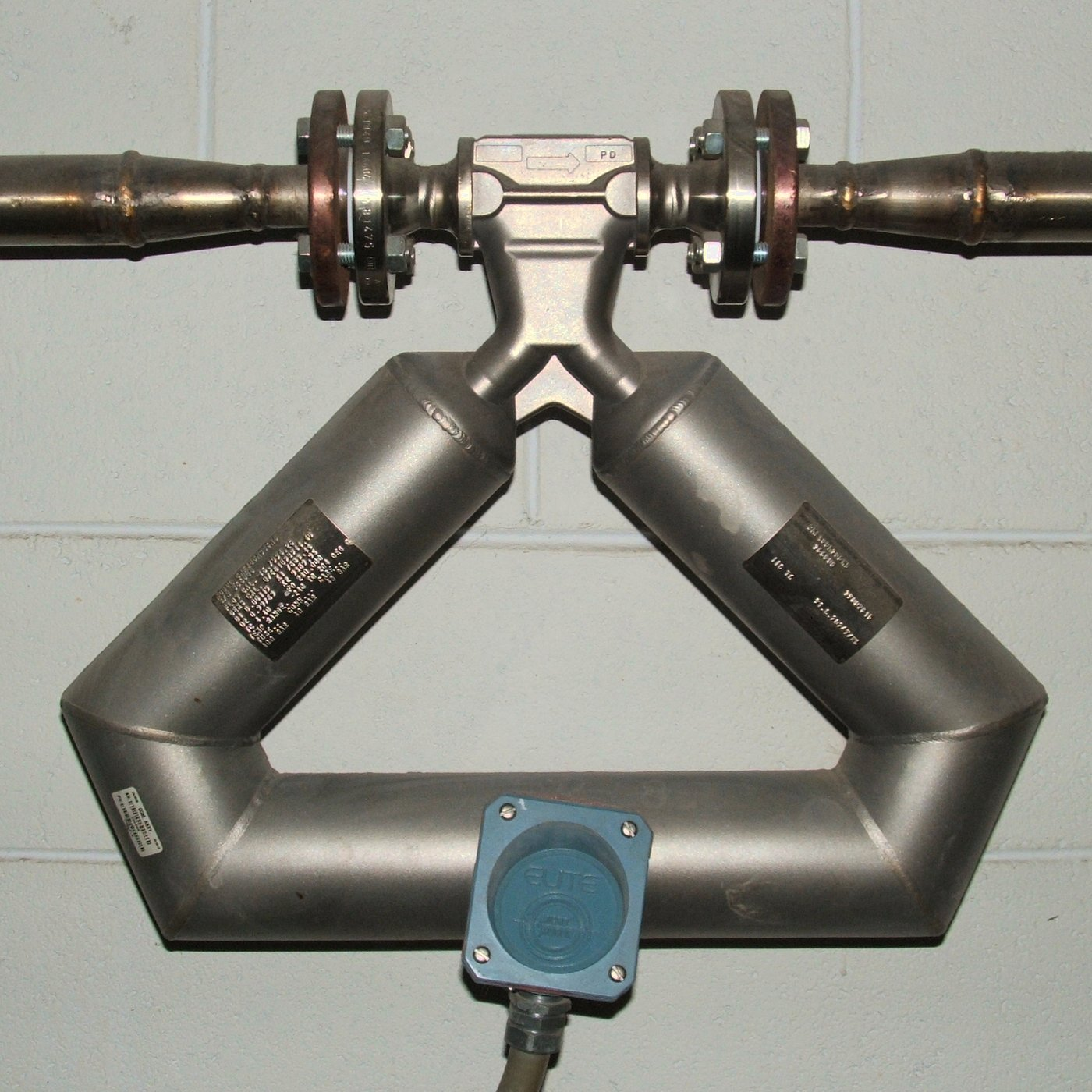 Mass flow meter wikipedia