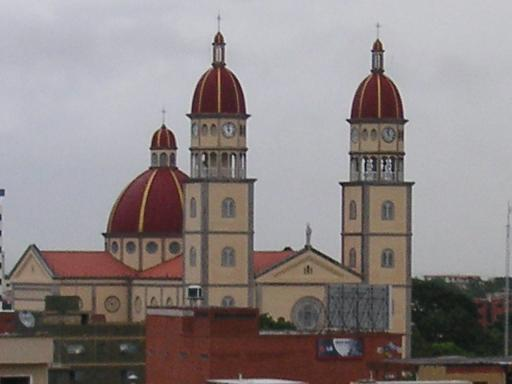 Maturin cathedral