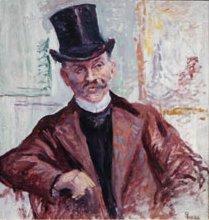 Retrato del Doctor Marieux