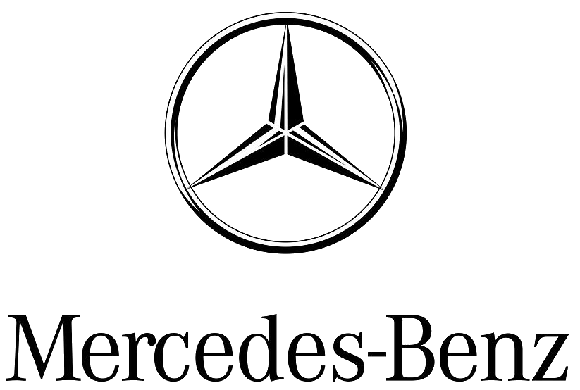 Depiction of Mercedes-Benz