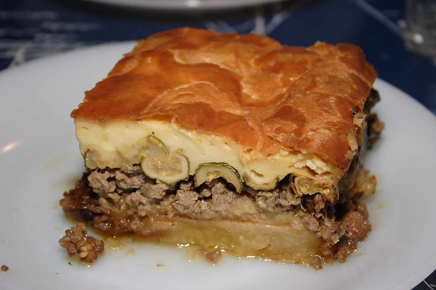 Moussaka wikiwand for About greek cuisine