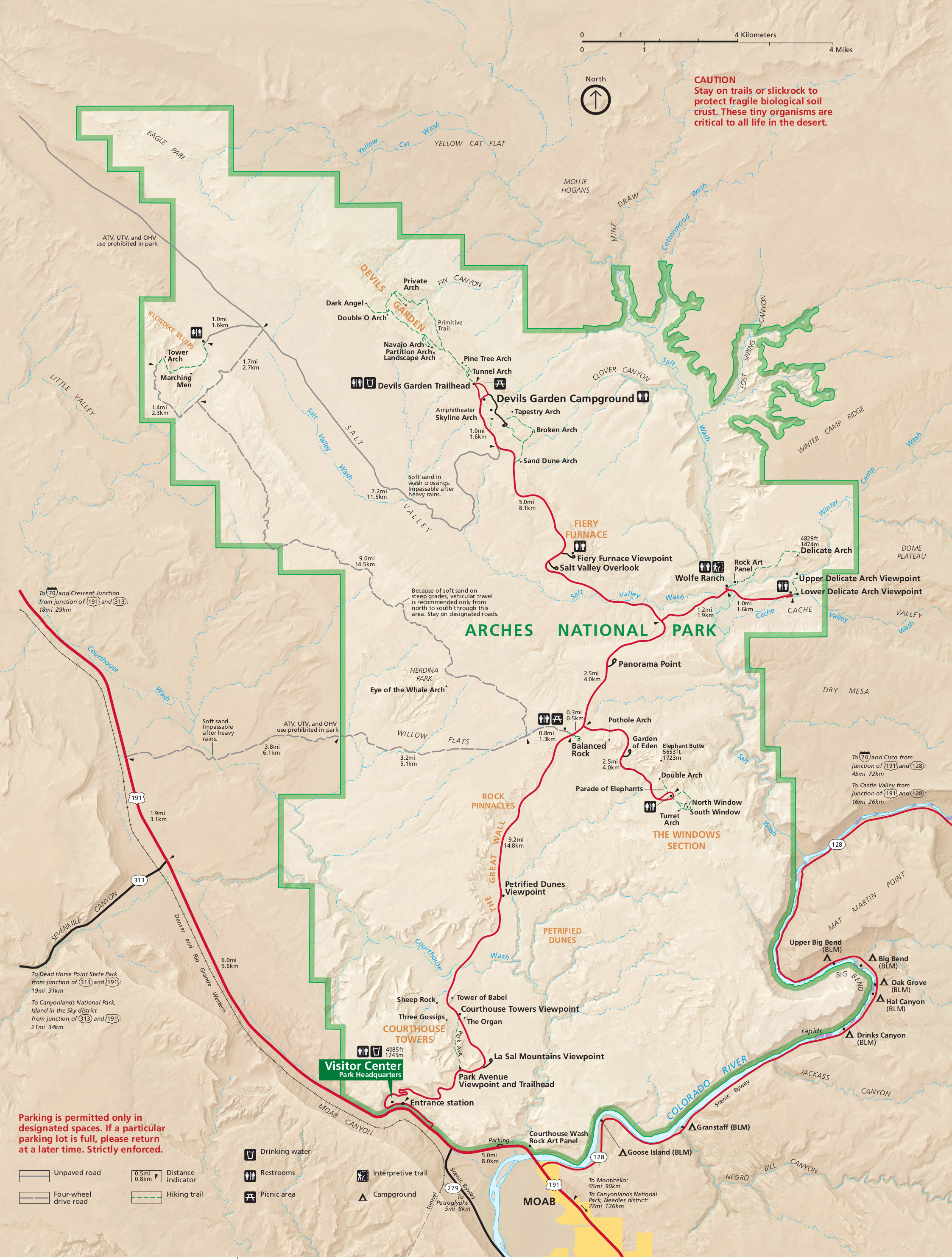 File:NPS arches-national-park-map.jpg - Wikimedia Commons