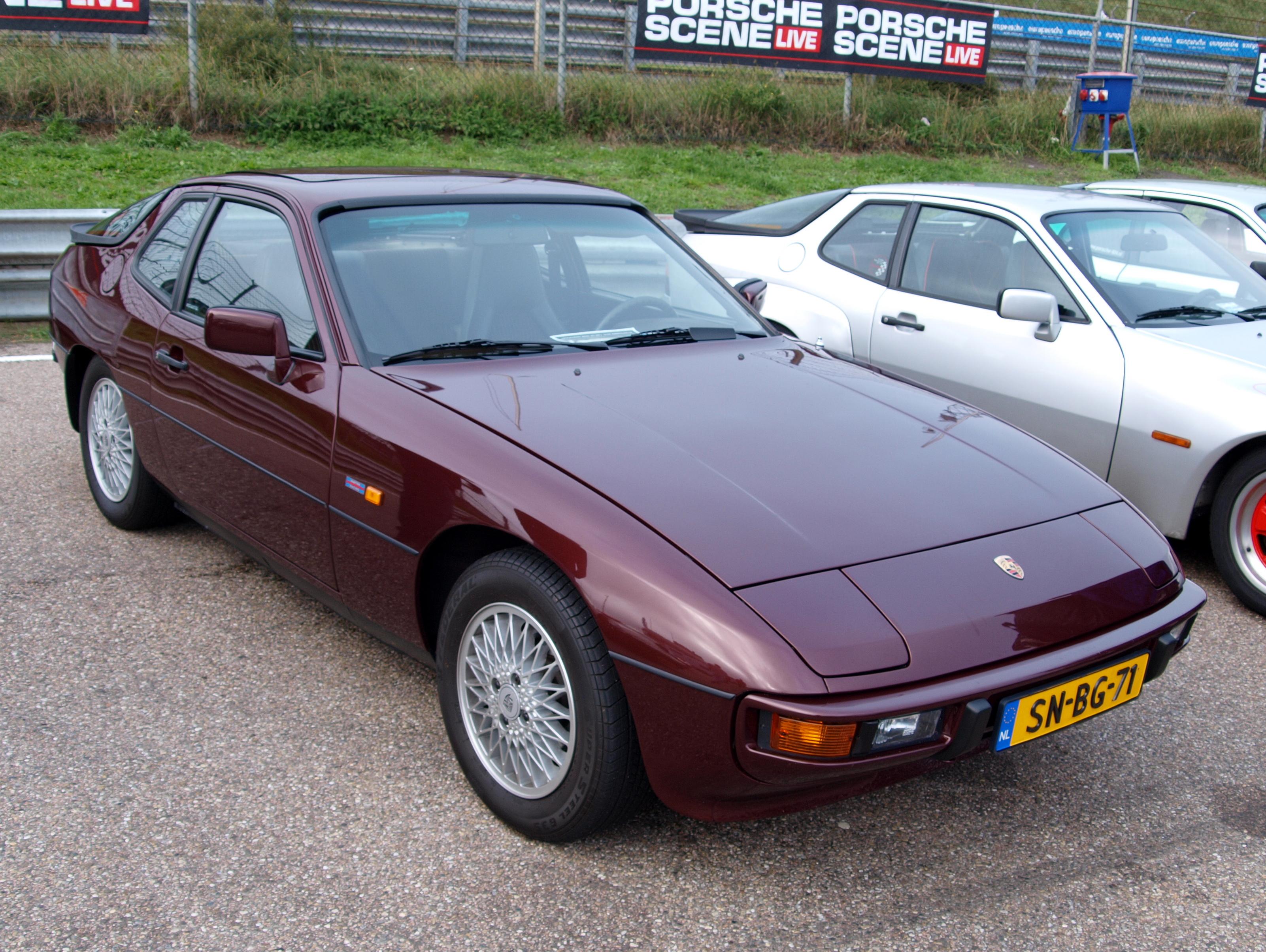 File Nationale Oldtimerdag Zandvoort 2010 1984 Porsche