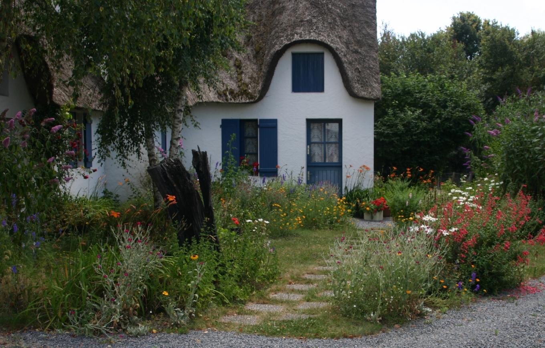 Jardin sauvage, île de Fédrun/Saint-Joachim - Wikipedia