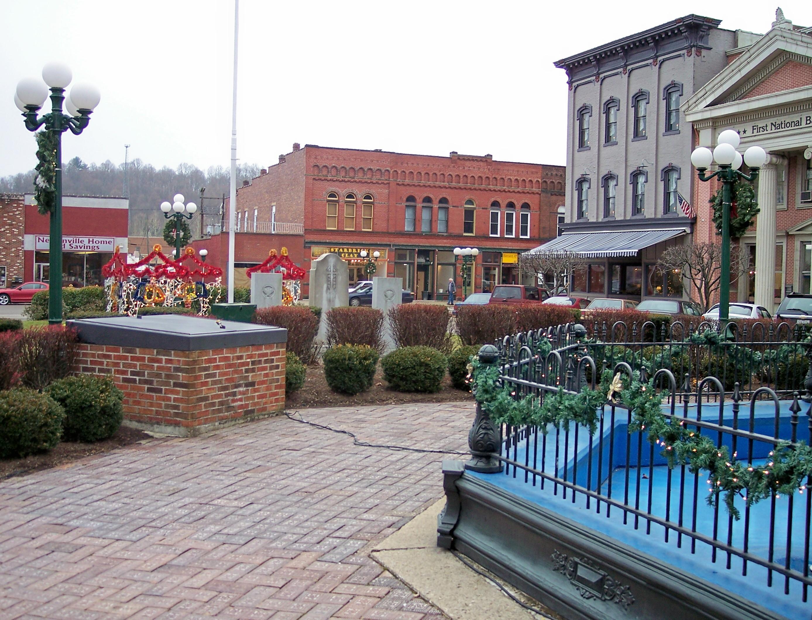 Nelsonville Ohio Lizzierosegrant S Blog