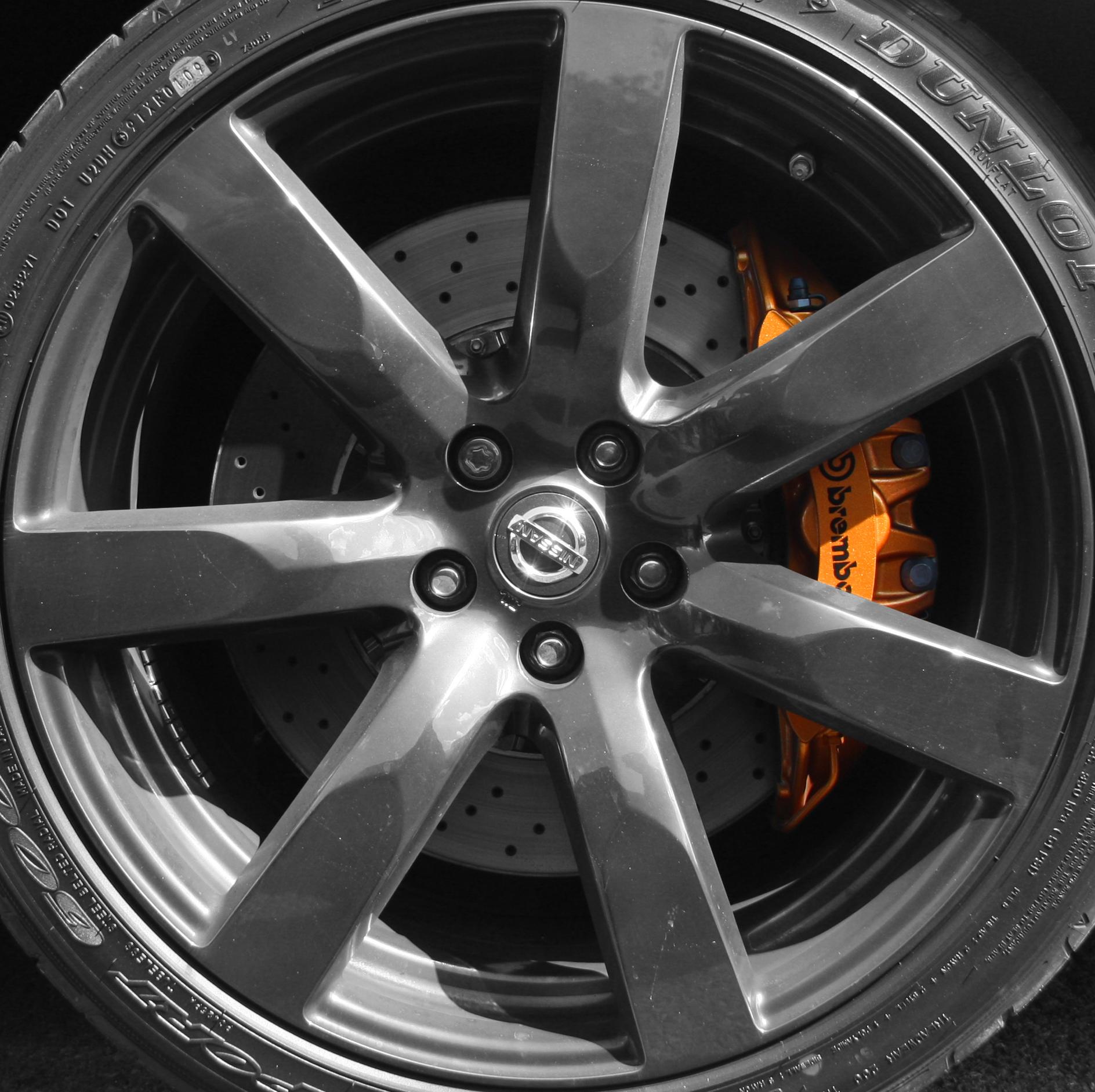 Filenissan Gtr Wheel Flickr Exfordy Wikimedia Commons Nissan Gt R Rims