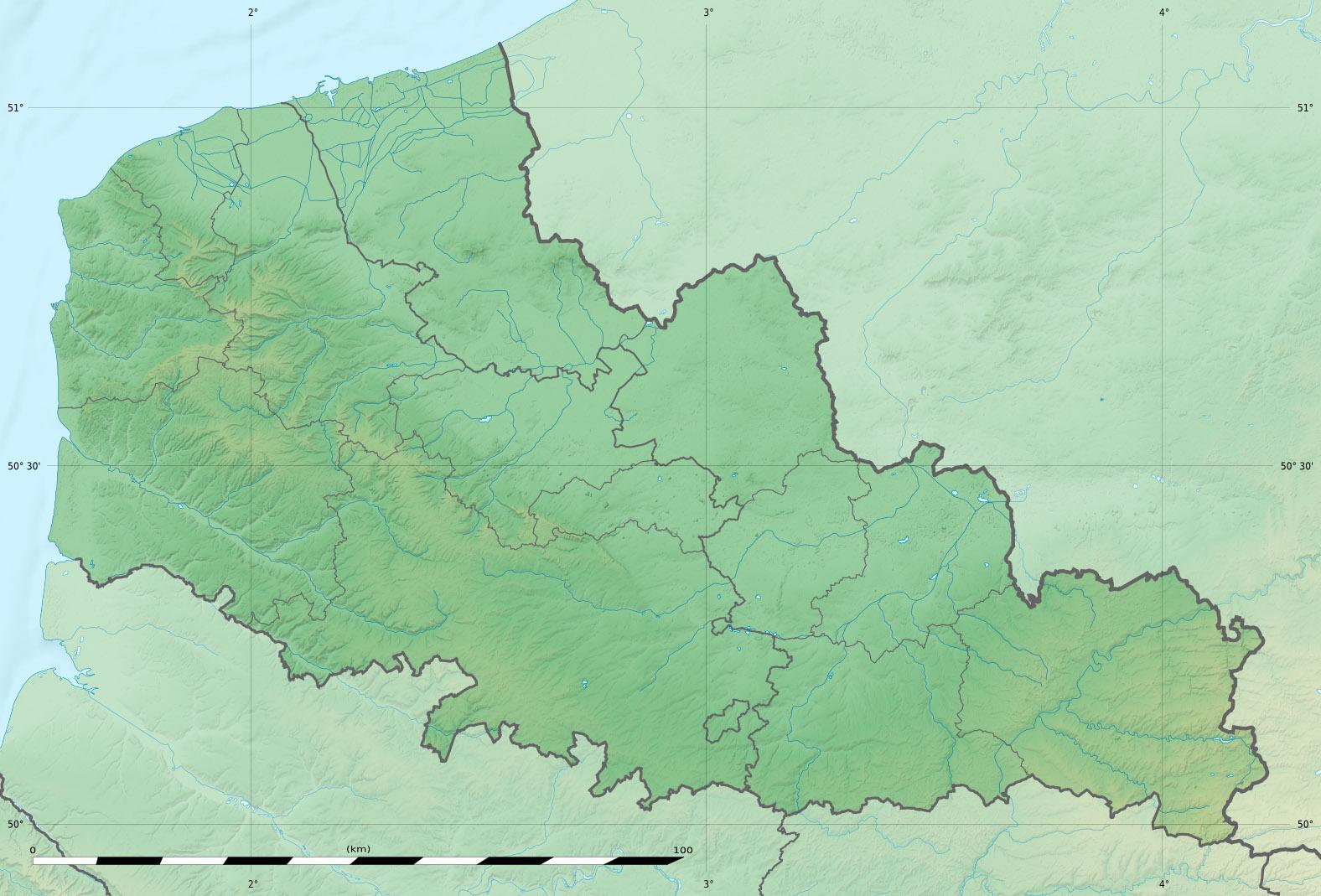climat du nord pas de calais wikiwand