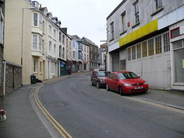 File:Northfield Road, top end facing High Street - geograph.org.uk - 731110.jpg