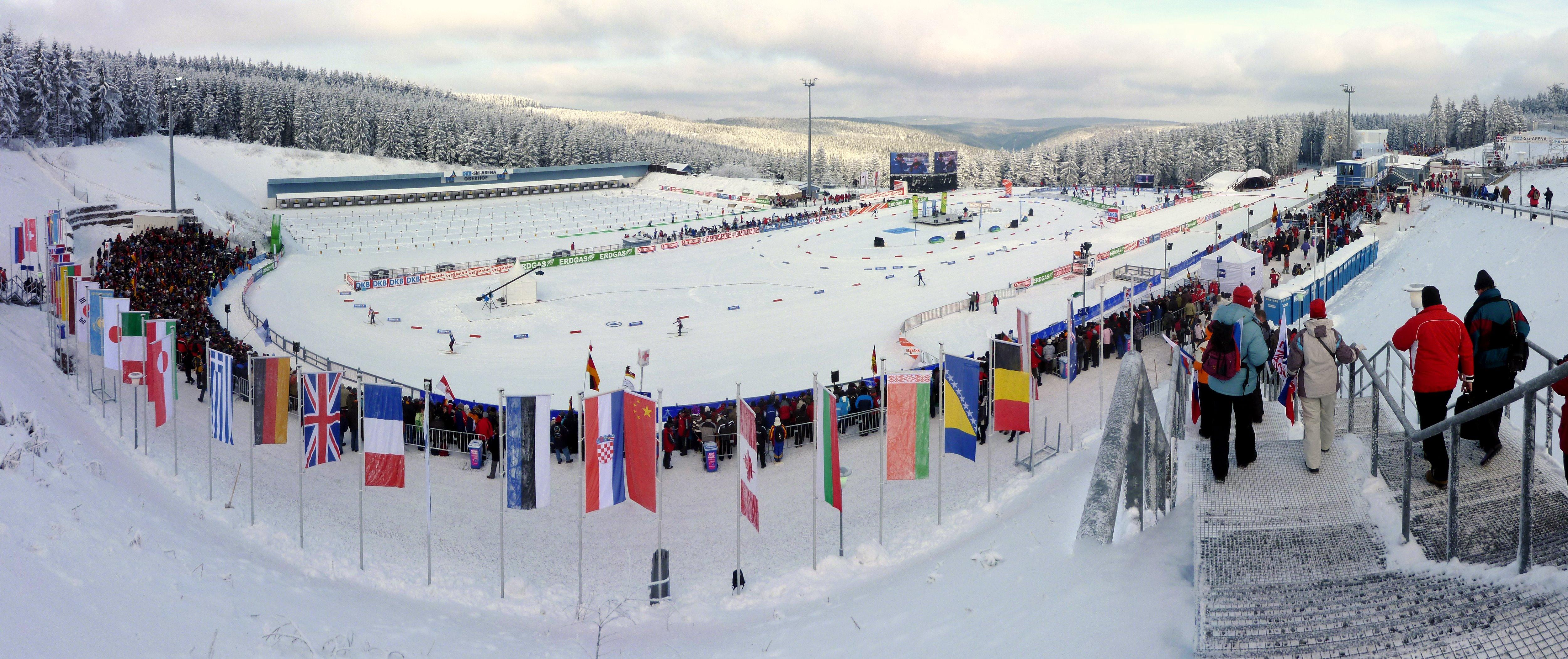 Skiarena Oberhof
