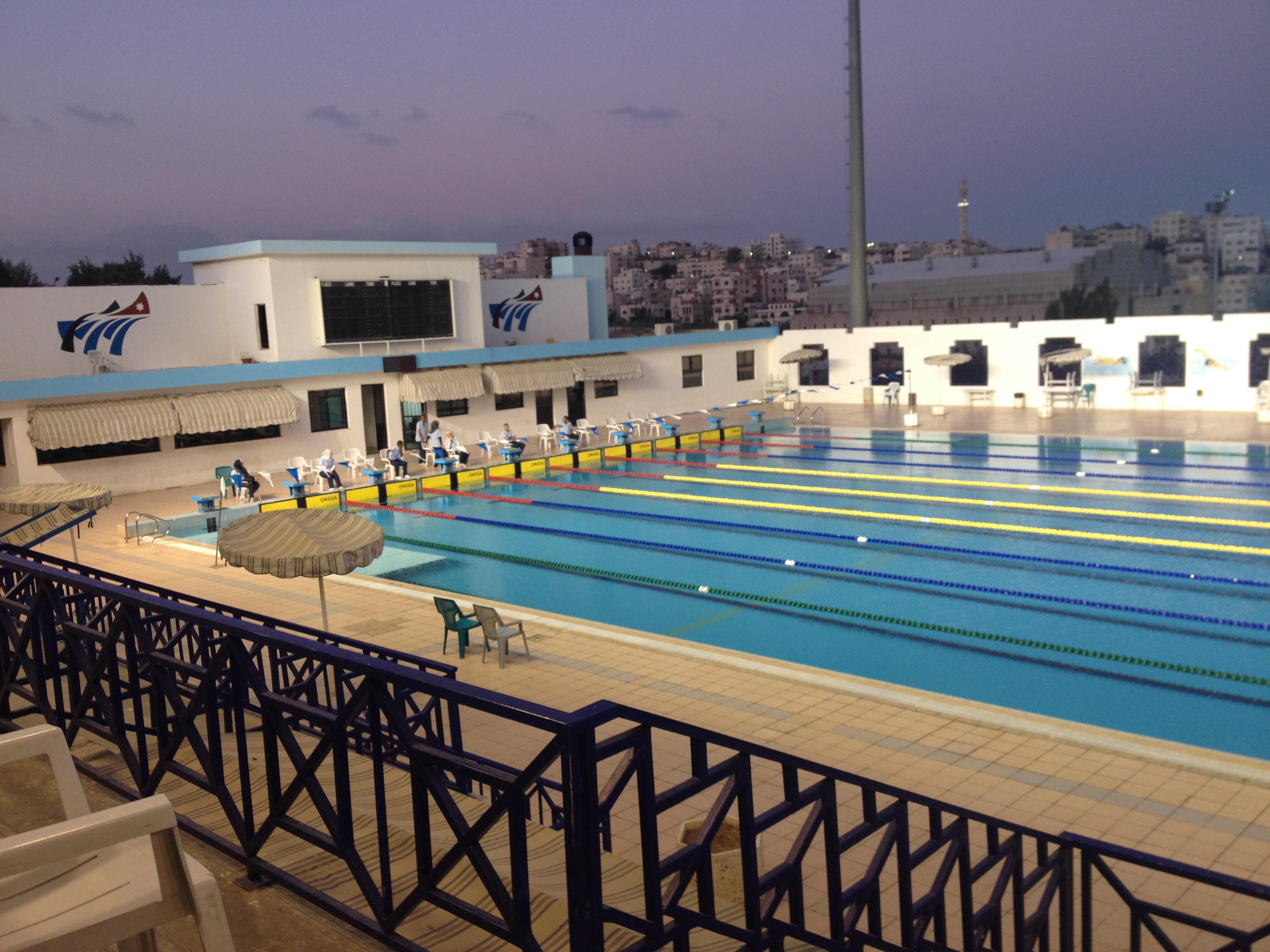 Ordinaire File:Olympic Swimming Pool, Sport City, Amman 02.JPG