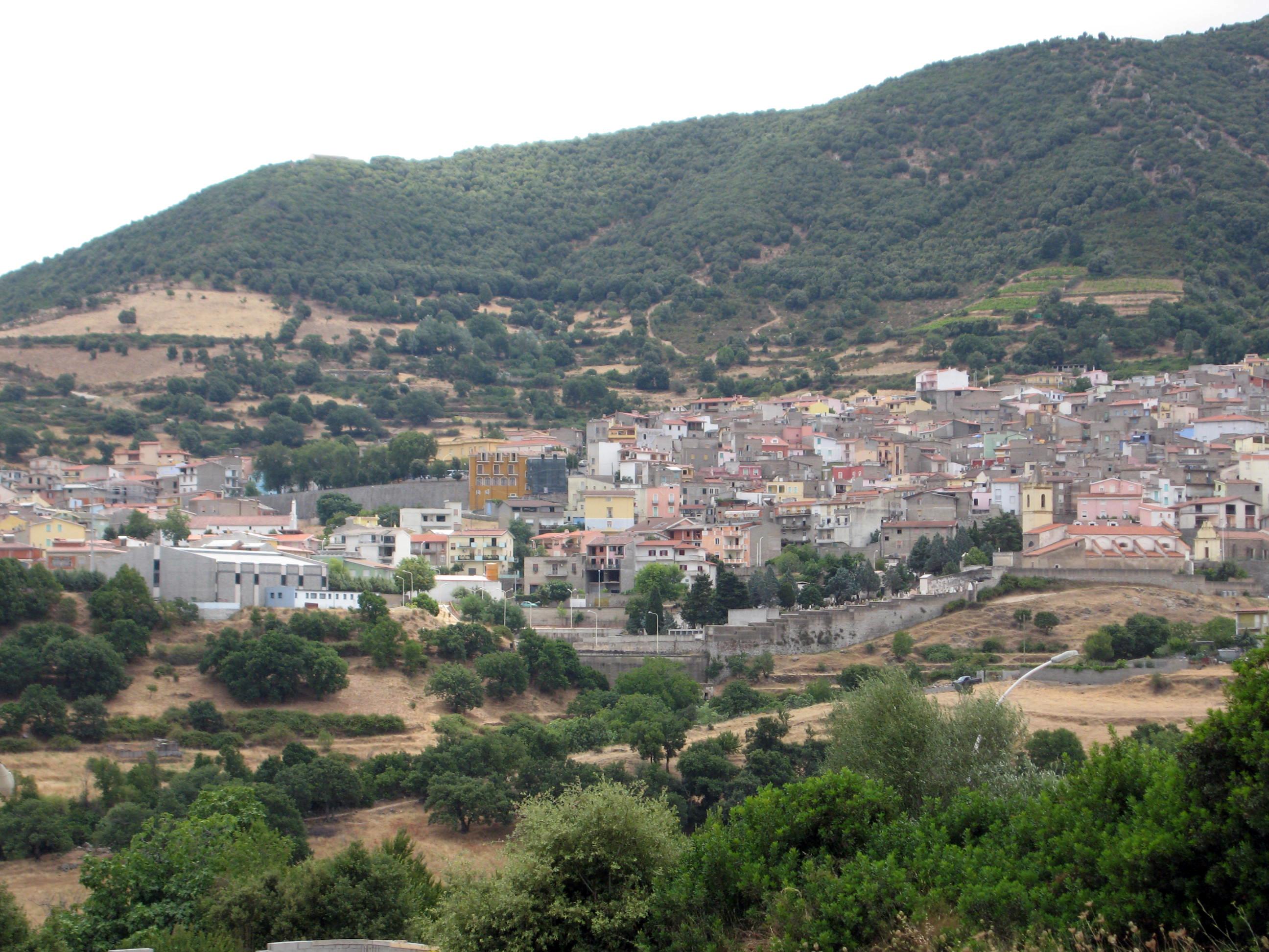 Province of Nuoro, Sardinia, Italy