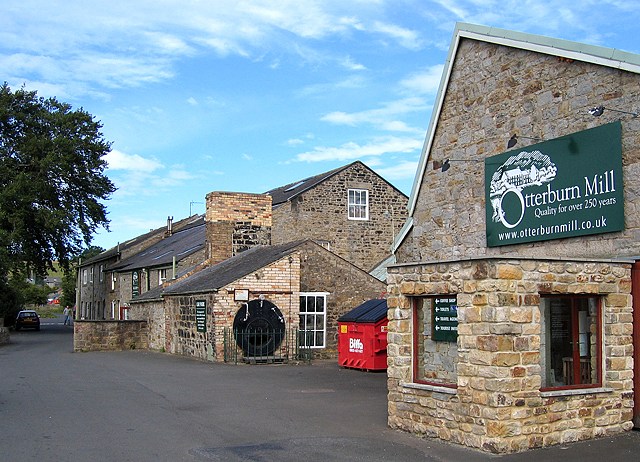 Otterburn Mill Wikipedia