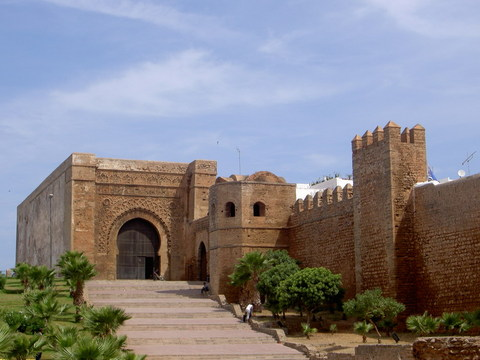 Kasbah Of The Udayas Wikipedia