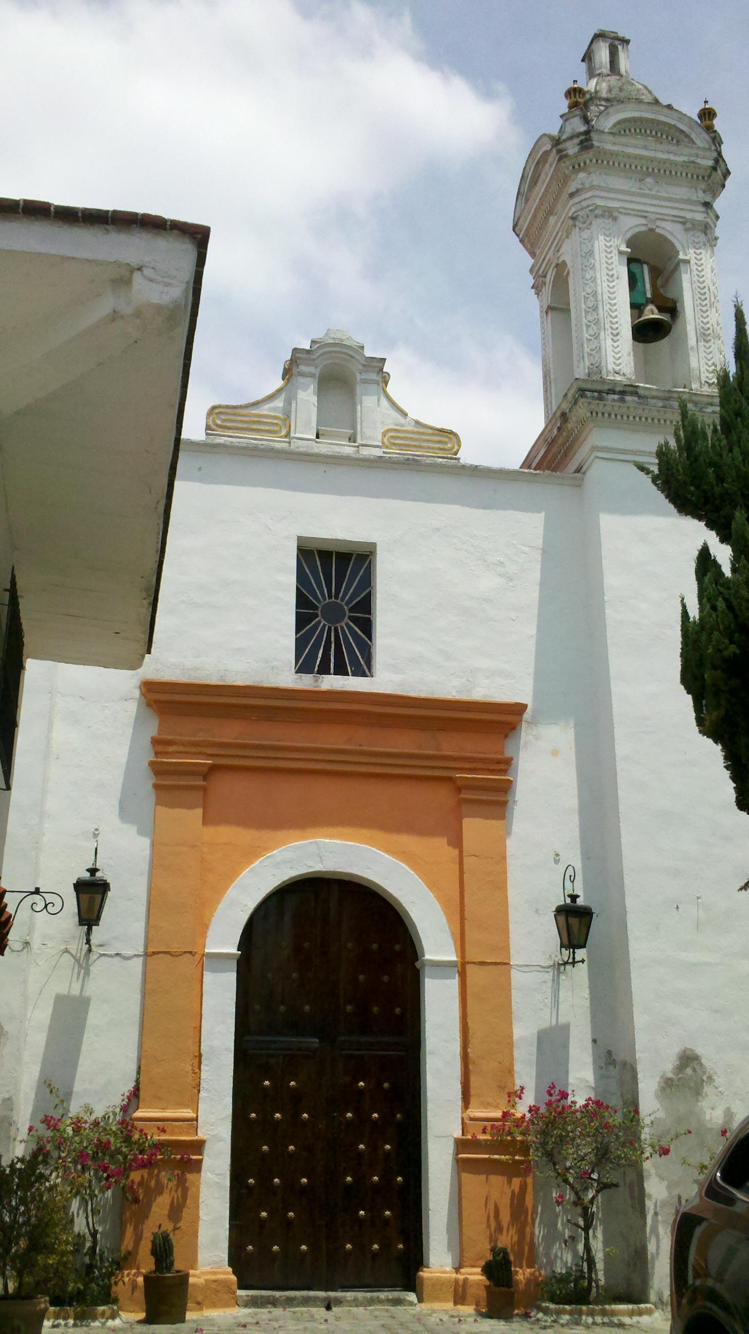 Parroquia de San Sebastián Mártir