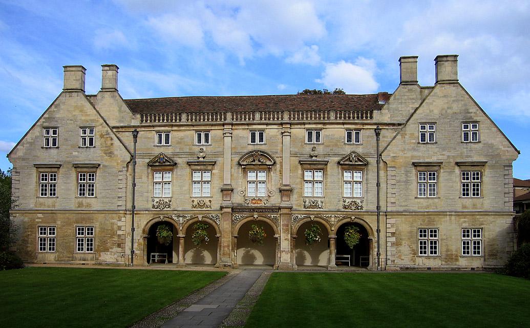 Magdalene College, Cambridge - Wikipedia