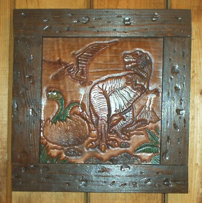 Information about Indian Handicrafts Leather