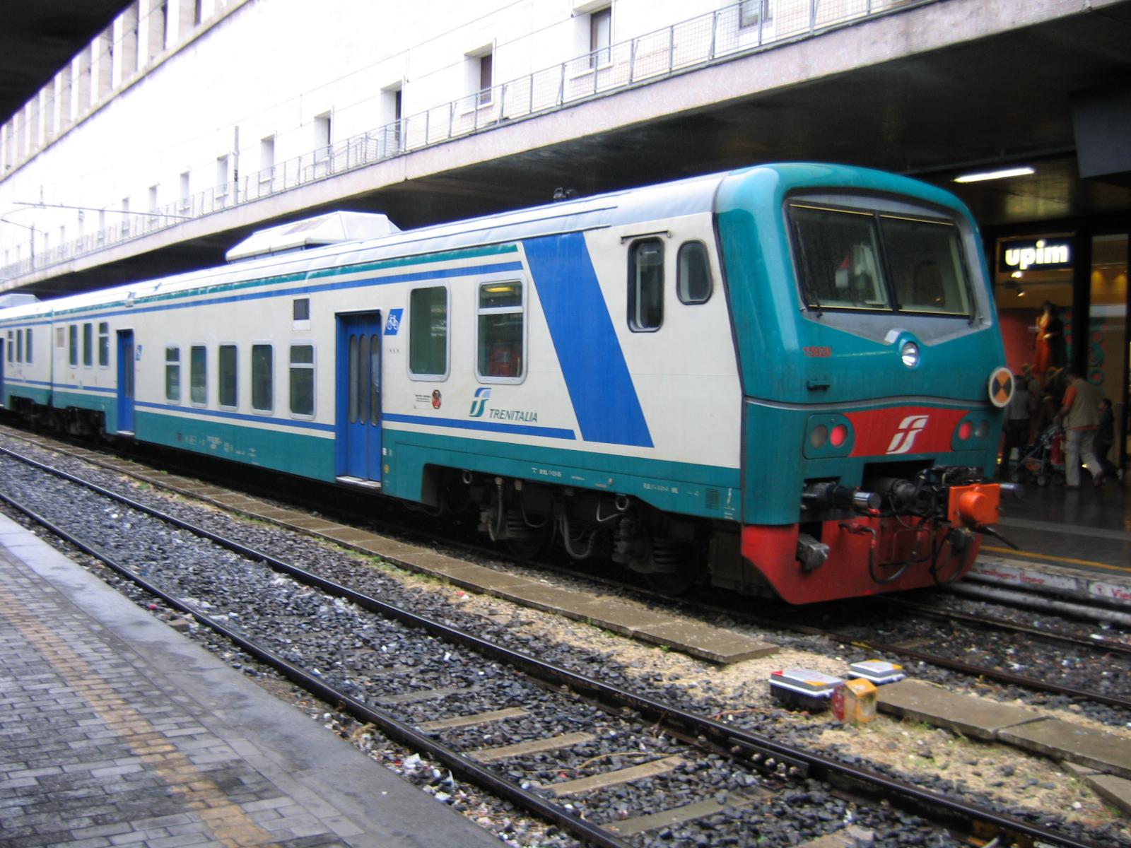 trenitalia treno