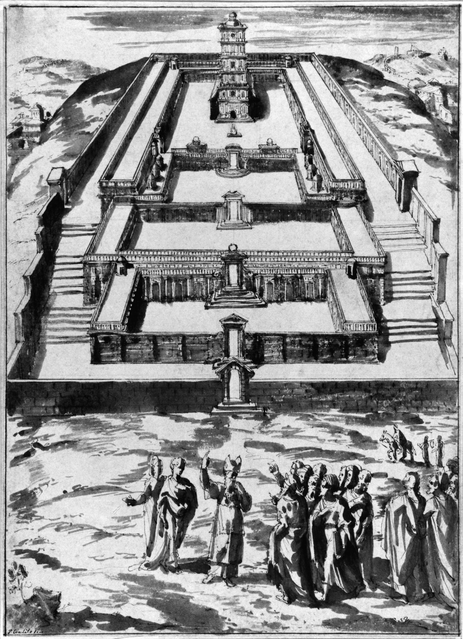 Ezekiel's Temple - Wikipedia