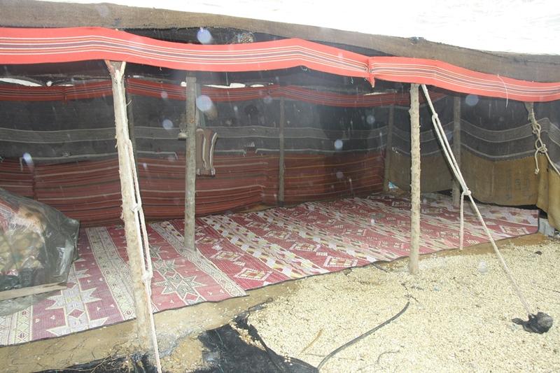 אוהל בדואי
