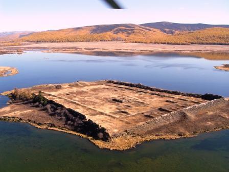 Na čo bol postavený nepoužívaný staroveký sibírsky chrám?