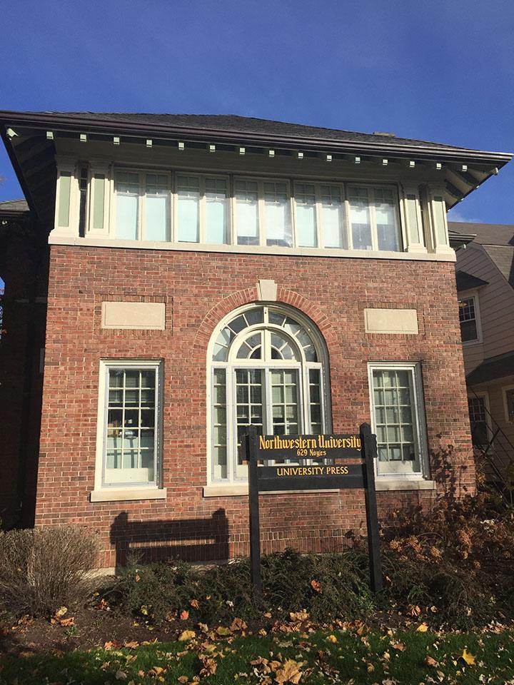 Northwestern University Press - Wikipedia