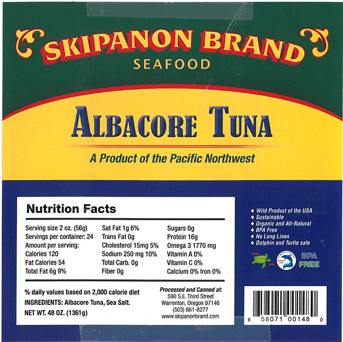 Canned Tuna Food Poisoning Symptoms