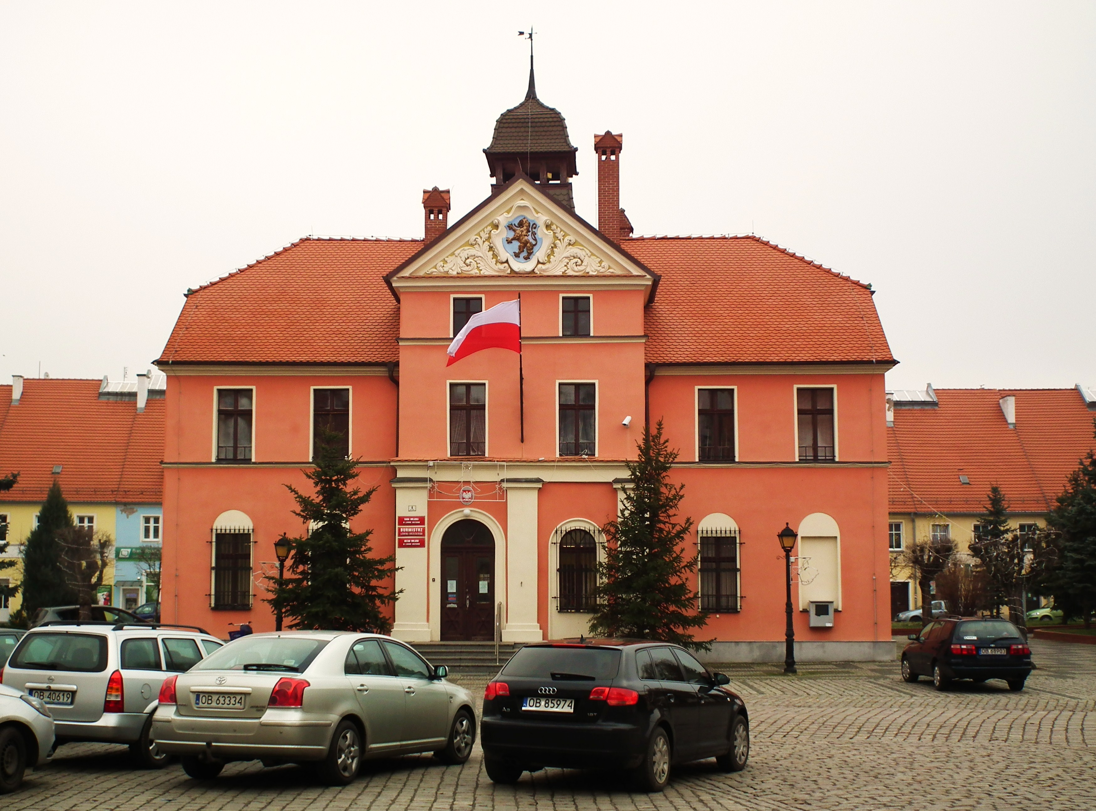 Ratusz, Lewin Brzeski (2).jpg