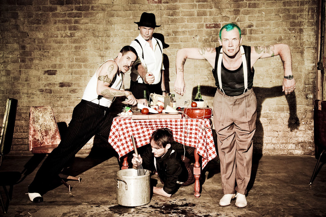Red Hot Chili Peppers @ Rocknet