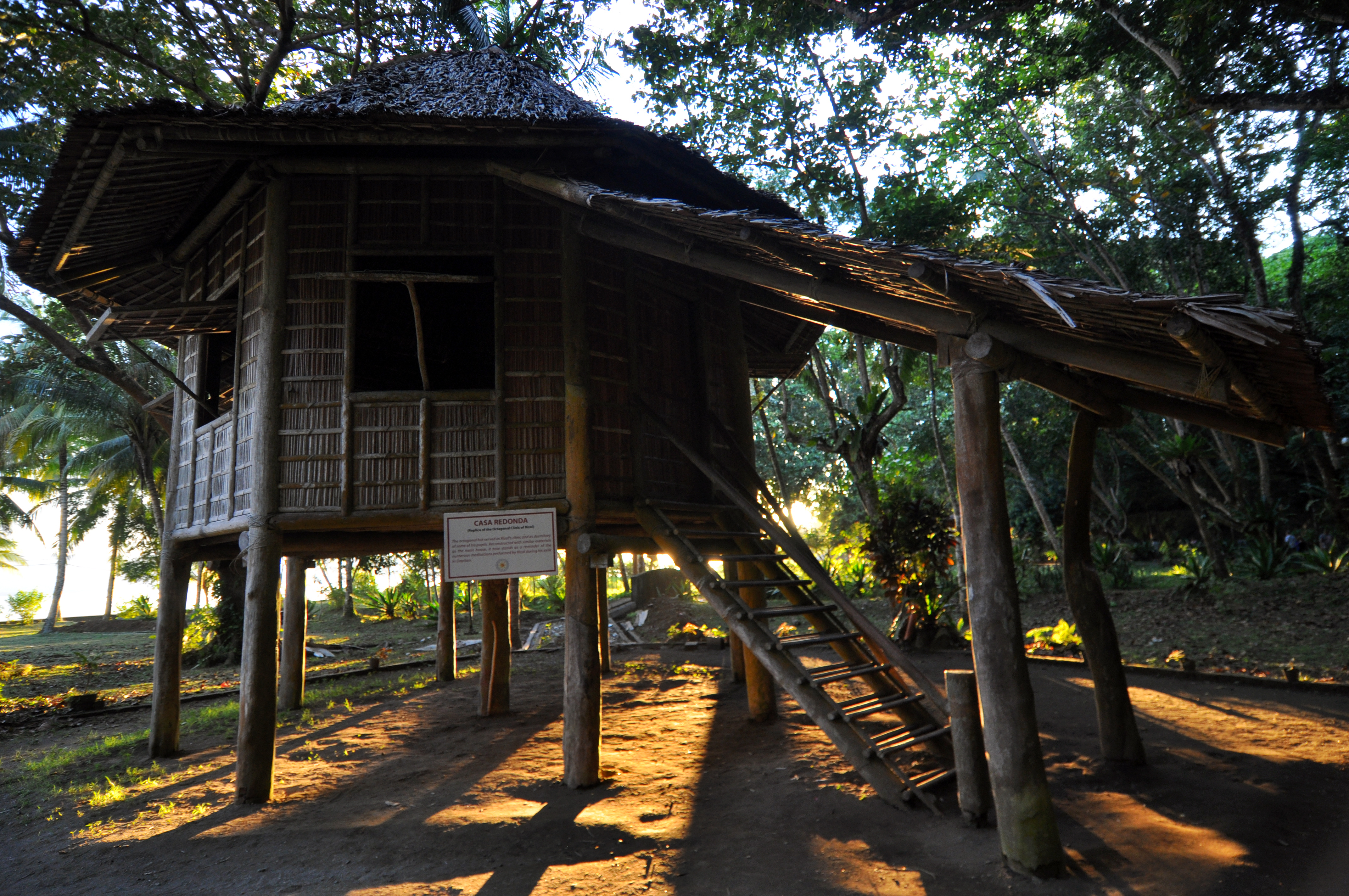 Rizal Shrine in Dapitan City