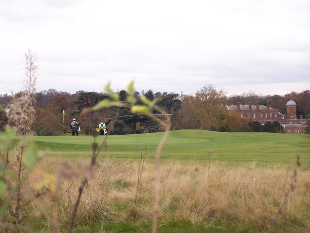 Rochester and Cobham Golf Course - geograph.org.uk - 1053957