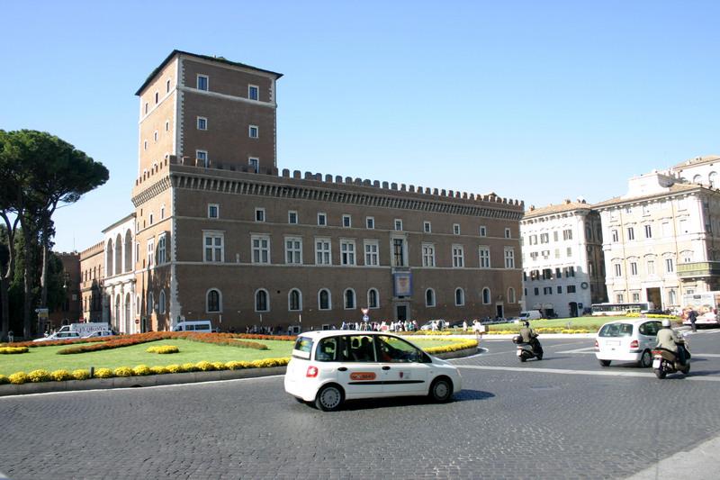 Palacio Venecia Roma