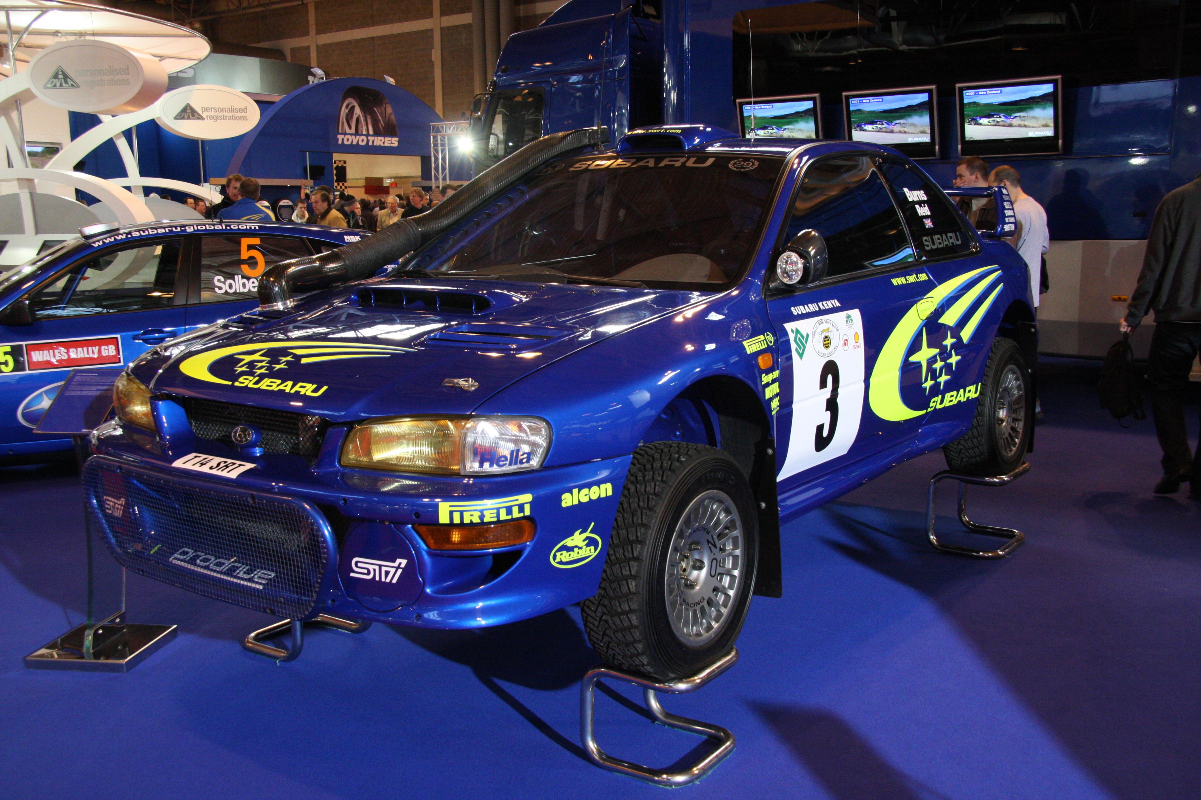 Wrx Sti Rally >> File:Safari Rally Subaru Impreza WRC - Flickr - exfordy.jpg - Wikimedia Commons