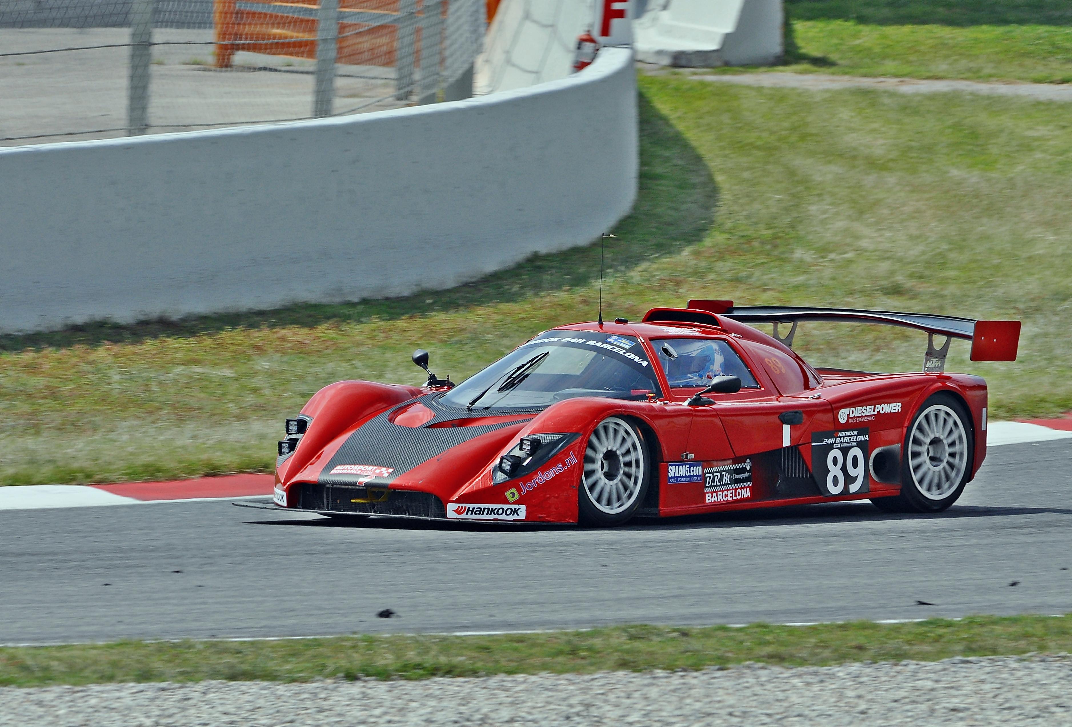 Saker Race Cars