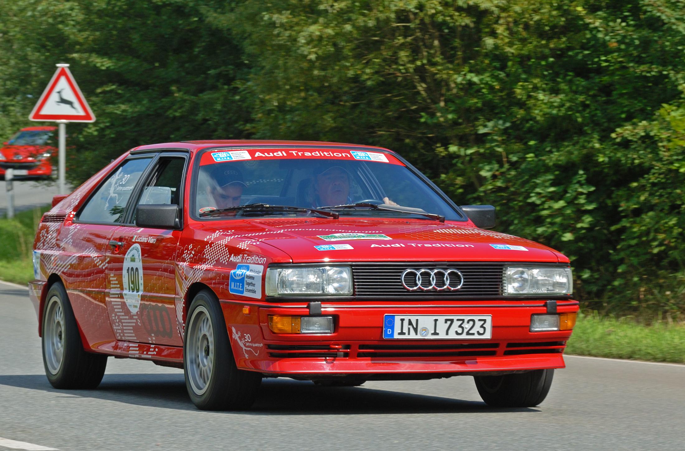 File Saxony Classic Rallye 2010 Audi Quattro 1988 Aka