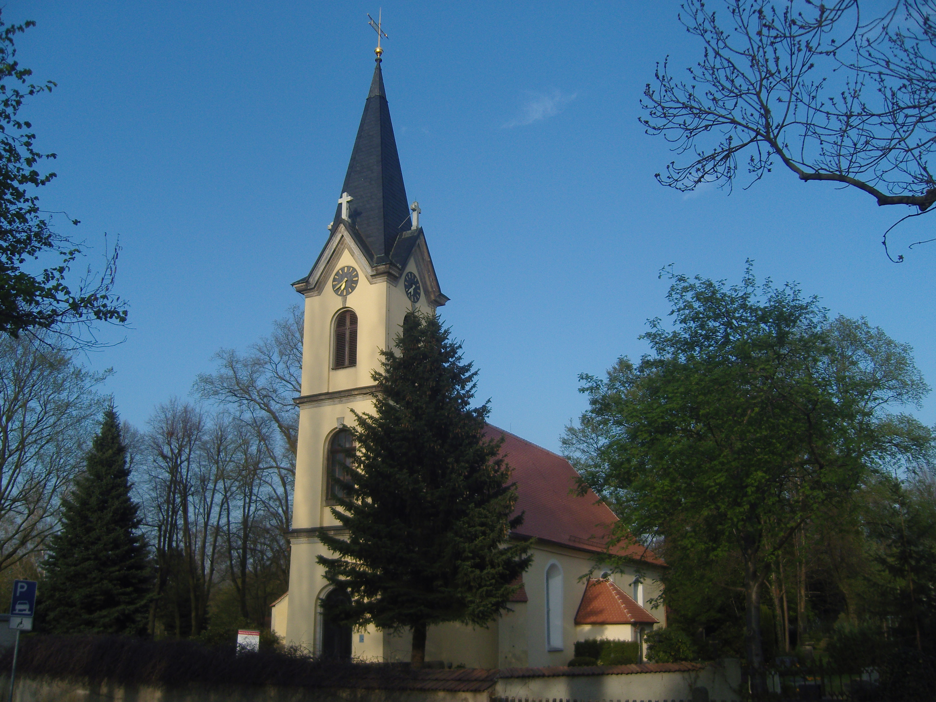 Schwepnitzi vald