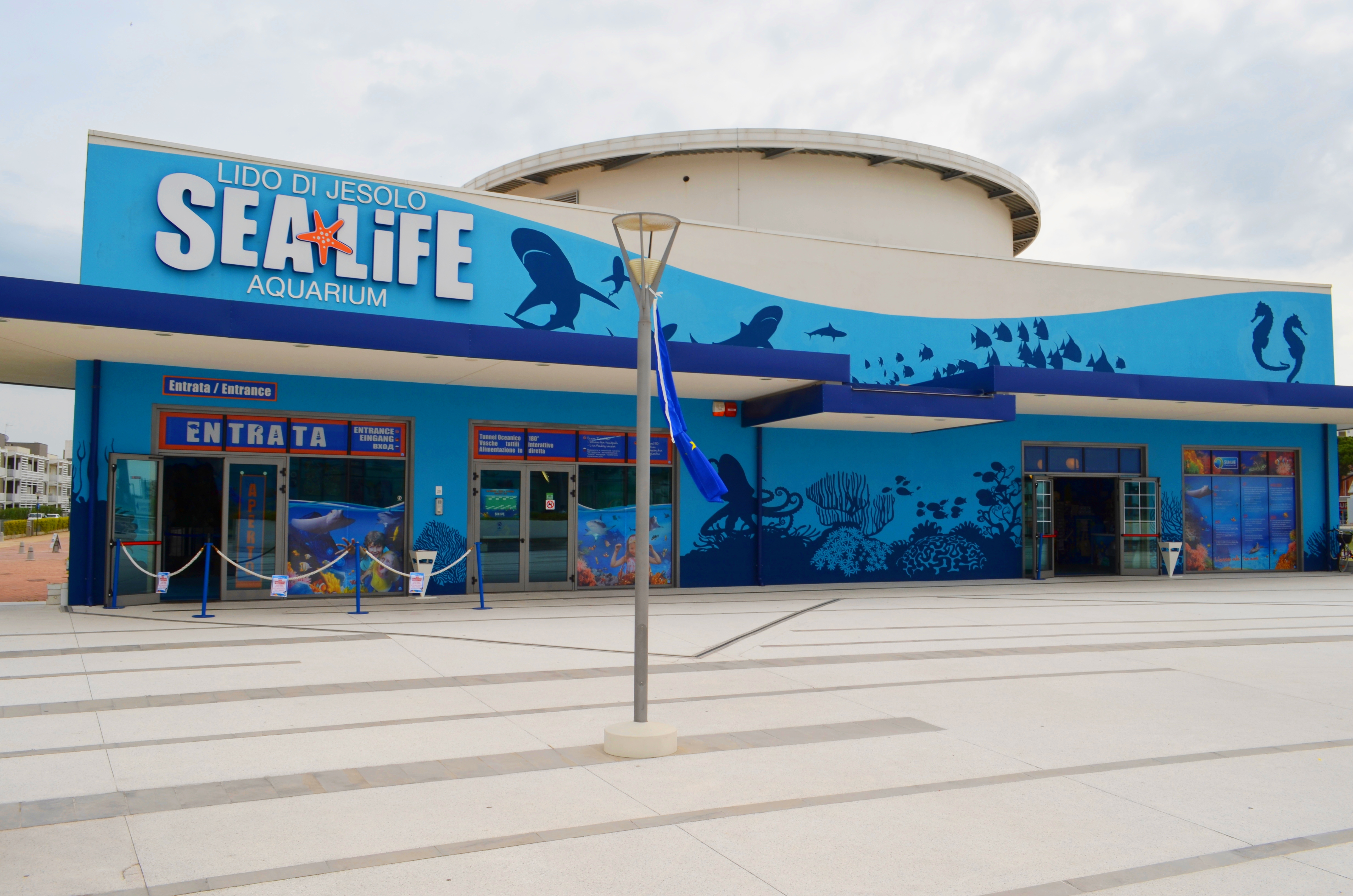 File:Sealife Aquarium in Lido di Jesolo.jpg - Wikimedia ...