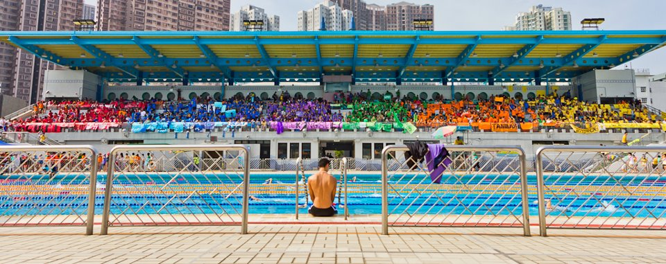 Sha Tin College Swimming Gala 2011