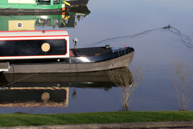 Shardlow Marina - geograph.org.uk - 689679
