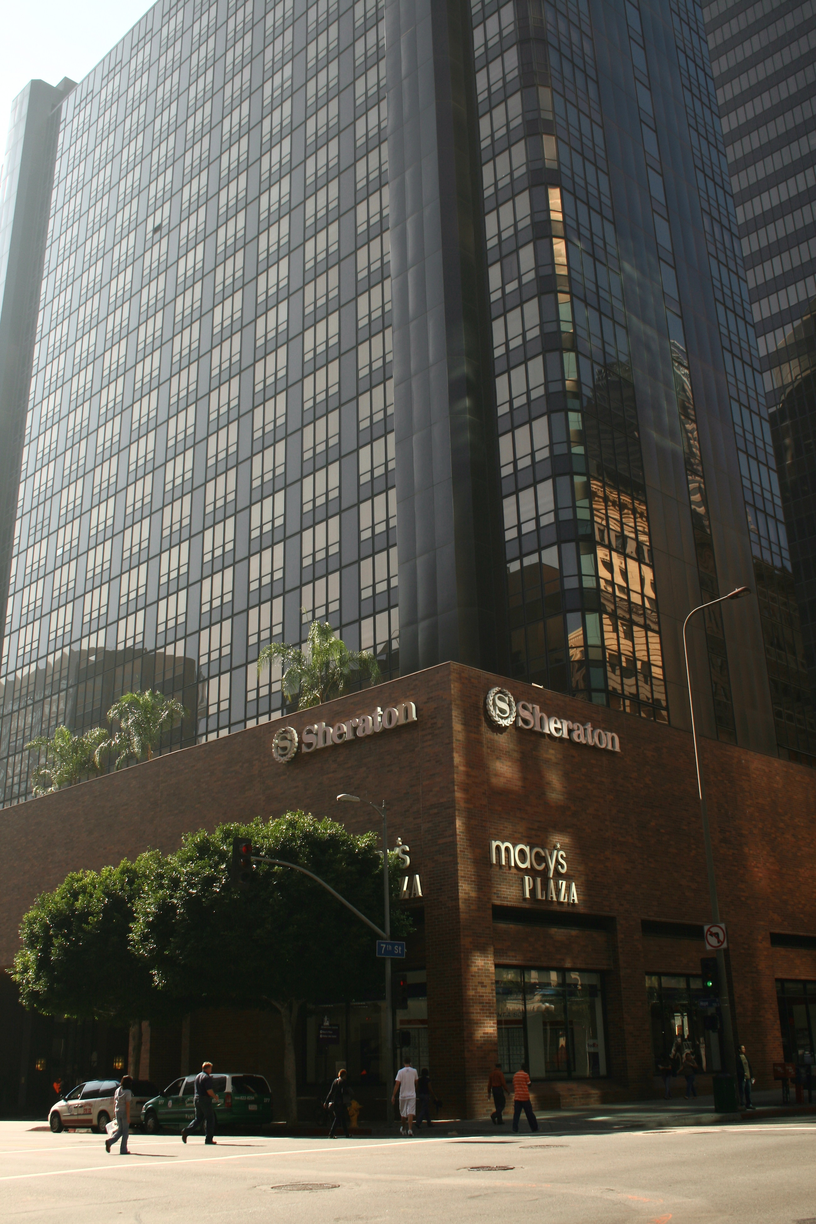 File Sheraton Los Angeles Downtown Hotel Jpg