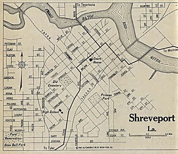 History Of Shreveport Louisiana Wikipedia