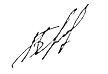 Signature of Shamil Basayev.png