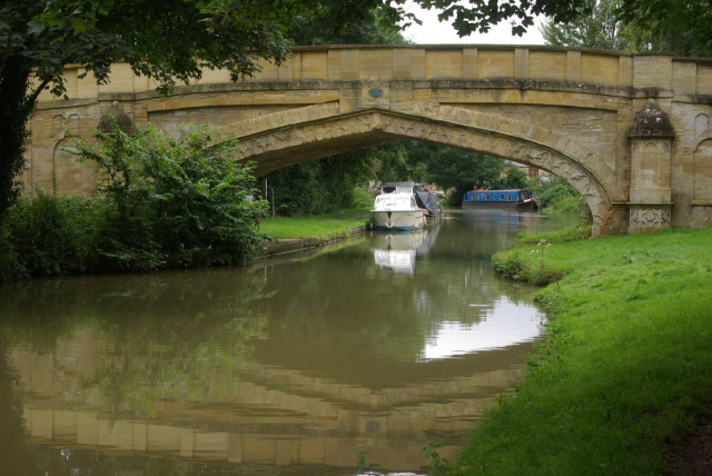 Solomon's Bridge, Cosgrove - geograph.org.uk - 531251