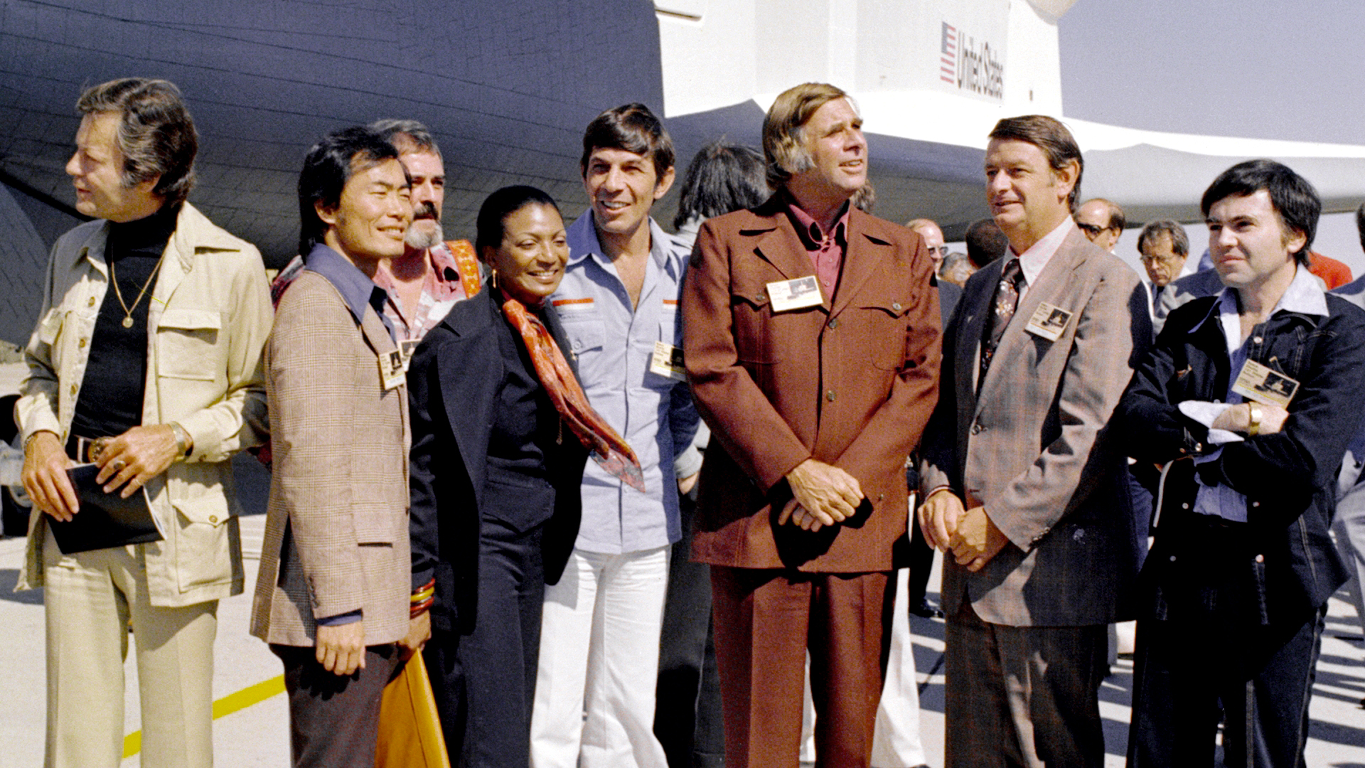 Star Trek Movie Cast 1979 of The Cast of Star Trek