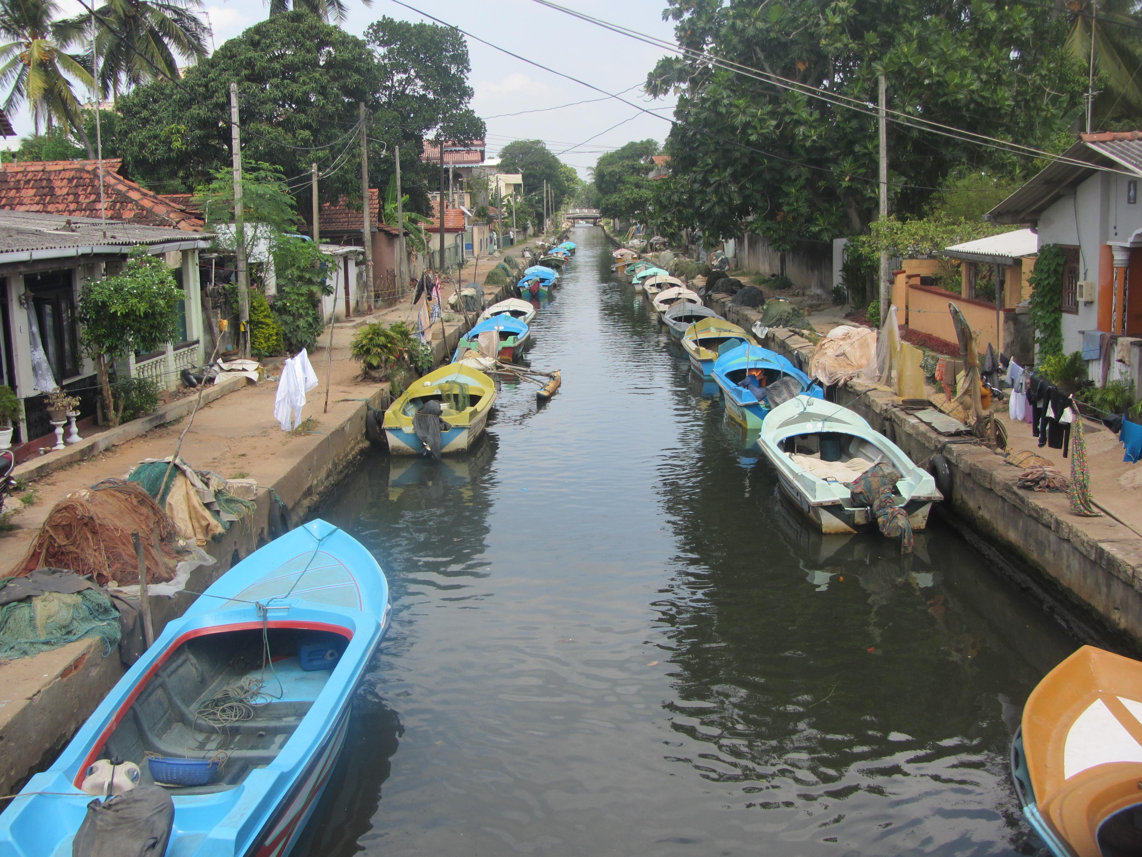dutch canal srilanka