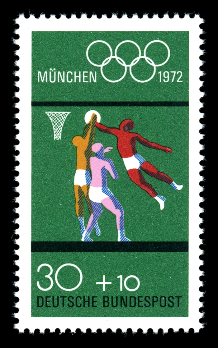 File Stamps Of Germany Brd Olympiade 1972 Ausgabe 1972 Block 2 30 Pf Jpg Wikimedia Commons