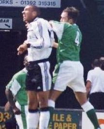 Stan Collymore English association footballer (born 1971)